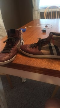 REAL Burberry's. from a couple years ago, very light wear. Make me an offer 12's Grand Rapids, 49505