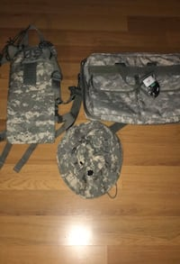 US Army Molle II (Water backpack) + more Fairfax, 22032