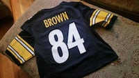 Antonio brown steelers adult small. 25 takes Allentown, 18104