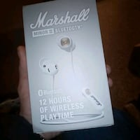 Marshall minor 11 headsett Bergen