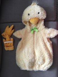 12months duck costume used once in the house. Orangeville, L9W 3X7