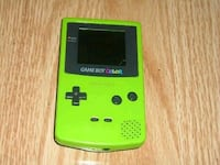green Nintendo Game Boy Color Welland, L3C 6Z8