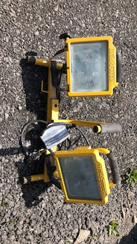 SALE-Work lights + covers + stand Oakville, L6M
