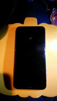 space gray iPhone 6 with orange case Anchorage, 99504