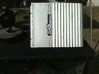 10s in a box with a 500 watt 2 channel amp Bakersfield, 93309