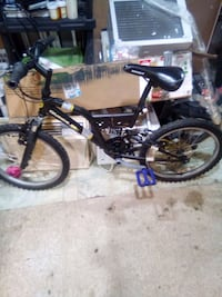 "Homemade 20"" kids/mini mountain bike Baltimore, 21202"