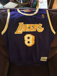 Lakers Kobe jersey 96-97 Lillington, 27546