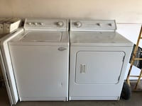White washer and dryer set Vaughan, L4L 3X3