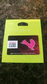 Hamilton Trampoline Park gift card with 1 hr jump Welland, L3C 5C6