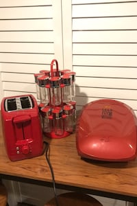 KitchenAid Kitchen Appliances Set