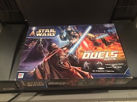 Star Wars Duels Game