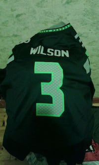 Authentic Russell Wilson Jersey from NFL Shop  Port Clinton, 43452