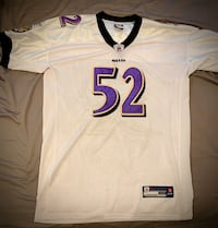 Baltimore Ravens Ray Lewis jersey Vancouver, V5M 1Y4