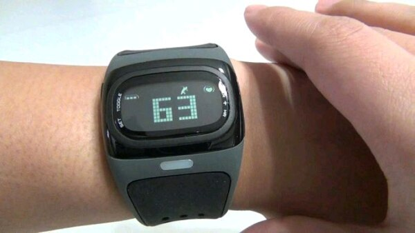 Mio Alpha Heartrate Monitor Watch 0