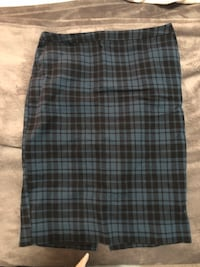 Plaid Skirt Brampton, L6R 2K7