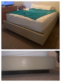 Sturdy Bed Frame, Queen/Full Las Vegas, 89128