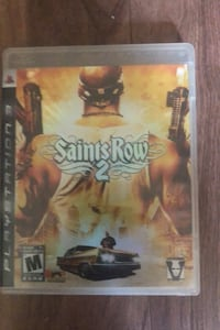 Saints row 2 ps3  Toronto, M3A