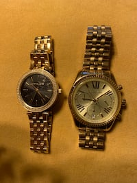 Micheal Kors Watches (Authentic)  New Orleans, 70131