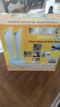 Maxx Dry SD boot and shoe dryer