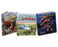 Harry Potter: Complete Illustrated Edition  Swansea, 02777