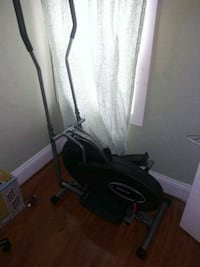 black and gray elliptical trainer Capitol Heights, 20743