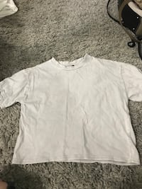 Forever 21 edgy shirt, size small  Port Coquitlam, V3B 6H4