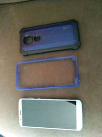 three blue, black, and white iPhone cases Colorado Springs, 80910