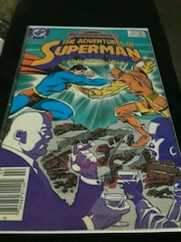 DC COMICS / FEB # 437 / THE ADVENTURES OF SUPERMAN Coral Springs, 33071