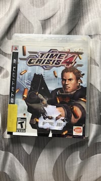 time crisis 4 ps3 game cas Germantown, 20876