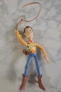 Toy Story Woody  Buzz Light Year Figurine New York, 10002