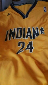 Indiana Pacers #24 Paul George NBA Jersey Surrey, V3S 0L2