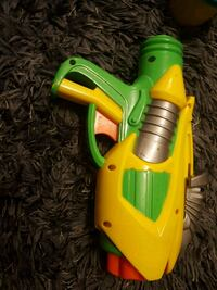 yellow and green corded angle grinder Pickering, L0H