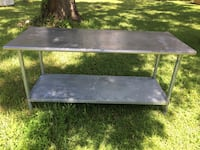 Stainless steel table  Tampa, 33619