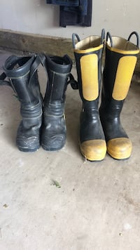 Fire boots West Lincoln, L0R