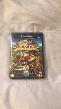 Harry Potter quidditch World Cup GameCube  Tampa, 33625