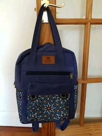 Portugese blue tote/backpack Greater London, N2 0PS
