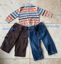 BOYS OUTFIT Fort Erie, L2A 4M8
