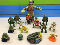 (606A) Mutant Ninja Turtles – Starting from ONLY 1$