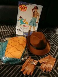 Phineas and ferb costume Burnaby, V5H 1Z6