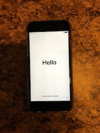 space gray iPhone 6 with case Mesa, 85209