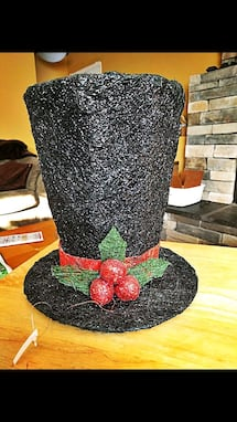 Frosty the snowman Hat