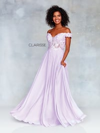 Lilac size 10 Clarisse prom dress London, N6B 0J2