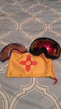 Spy happy lens snowboard goggles