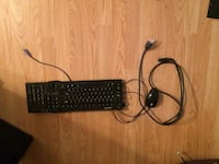 Key board mouse and computer cord  Winnipeg, R3J 1T3