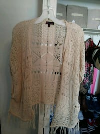 Cream Cardigan. Spring Hill, 34609