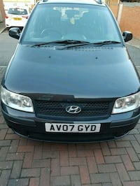 Hyundai - Matrix - 2007 Derbyshire, DE11 9SP