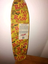 Skateboard deck made by raw(limited edition) Mesa, 85202