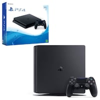 PS4 Slim 500GB with 3 Controllers  Lakeshore, N8N