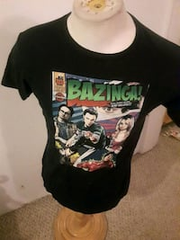 Big bang theory t shirt size M Edmonton, T5N 2Z9