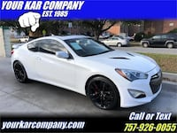 2015 Hyundai Genesis Coupe 3.8 Ultimate 6MT NORFOLK